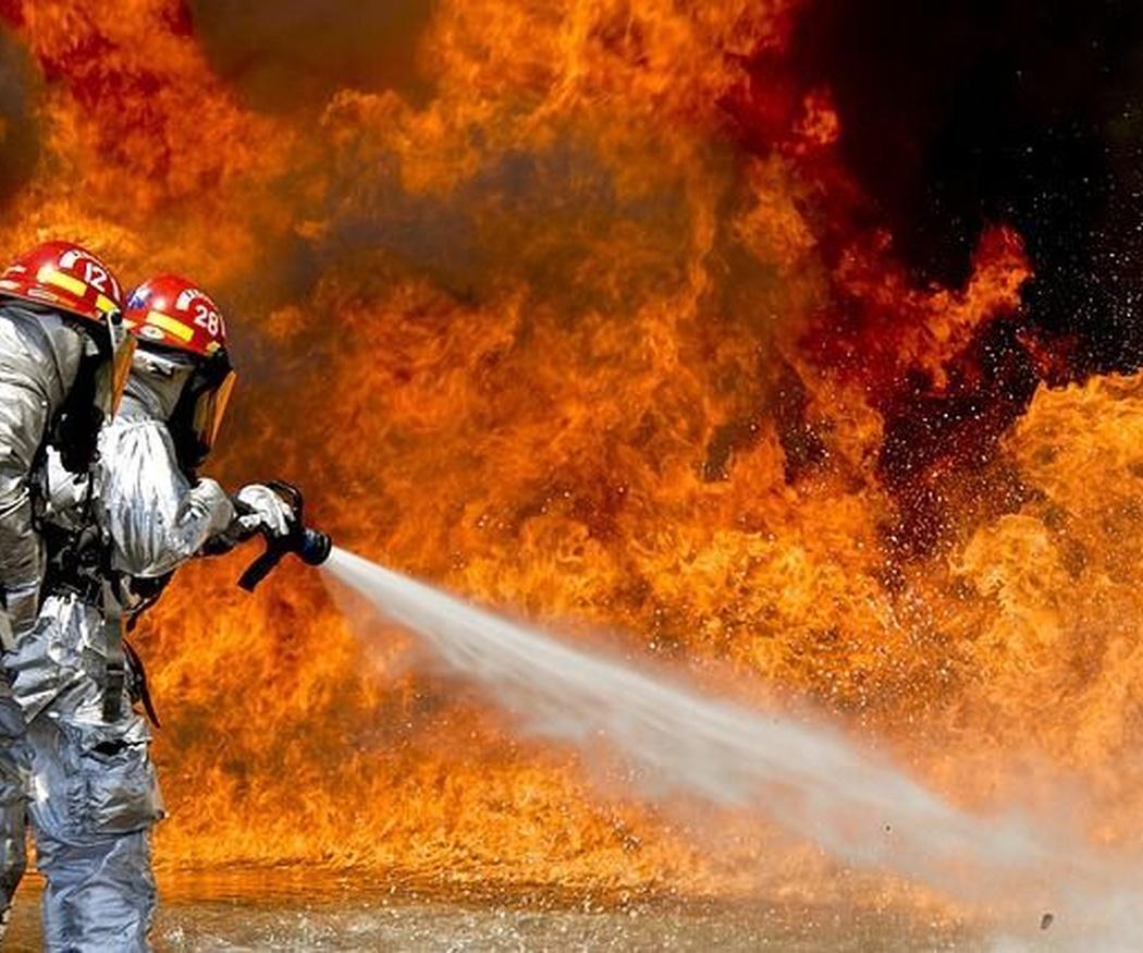 ¿Es posible conseguir estructuras más resistentes al fuego?