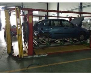 Chapa del automóvil