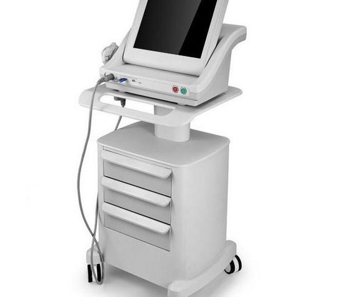 Ultrasonido focalizado reafirmante Dtr8: Productos y servicios de DTR System