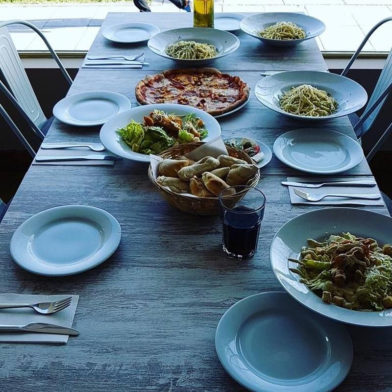 I piatti principali: Nuestros platos de Ristorante IL DUOMO di Firenze