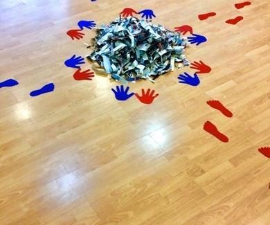 Diversión en Escuela Infantil Cascabel