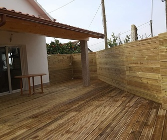 Puertas: Productos y Servicios  de Carpintería Florencio Veiga
