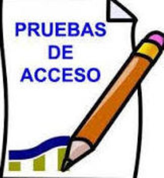 Pruebas de acceso: Servicios de Academia Alicia