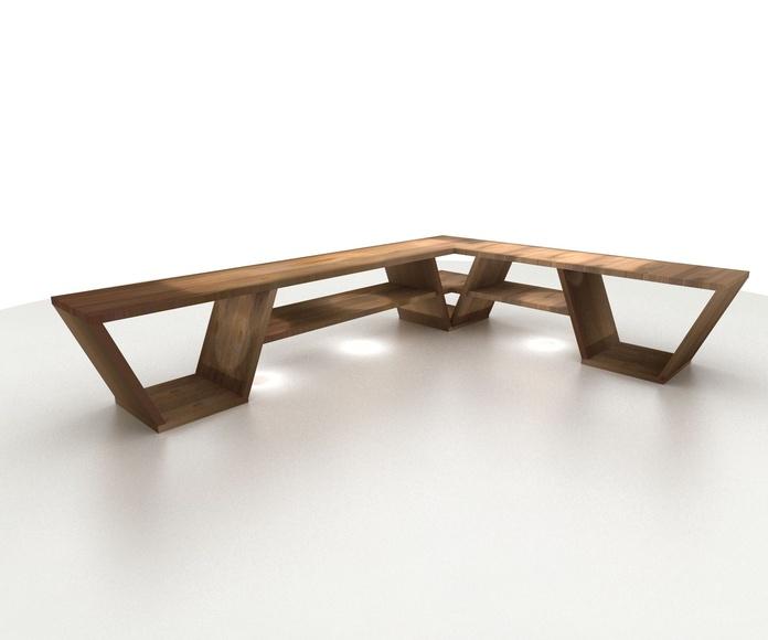 Mobiliario personalizado,restauración y Homestaging: Servicios de Pak Of Shume, Muebles de madera