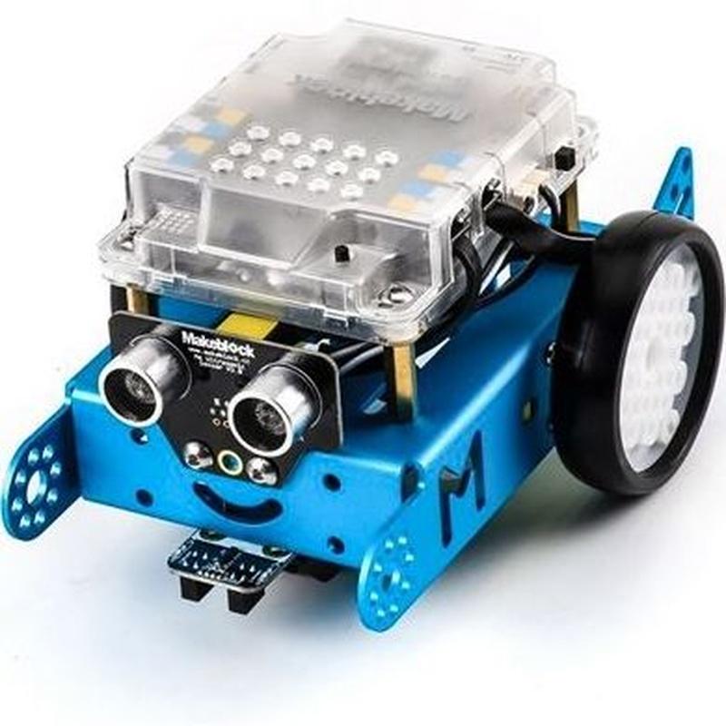 Makeblock SPC Kit Robot Educativo MBot 90050 38P : Productos y Servicios de Stylepc