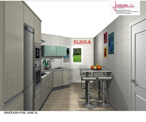 Últimas tendencias en muebles de cocina