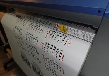 Impresión en gran formato en lona