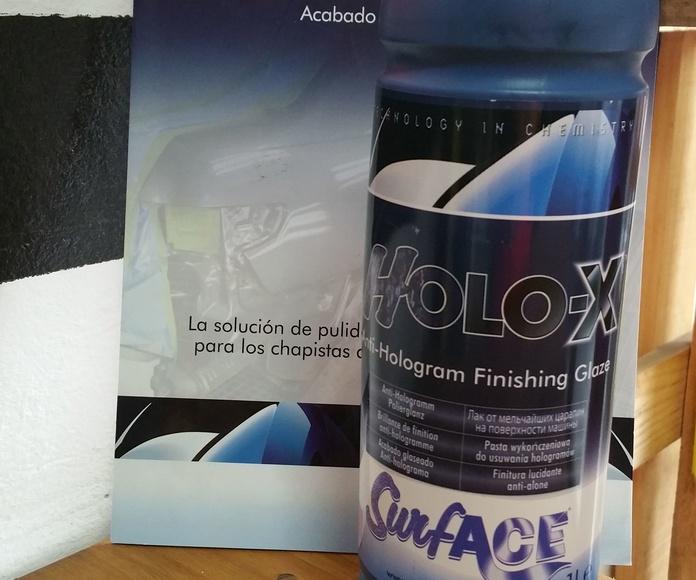SURFACE HOLO-X
