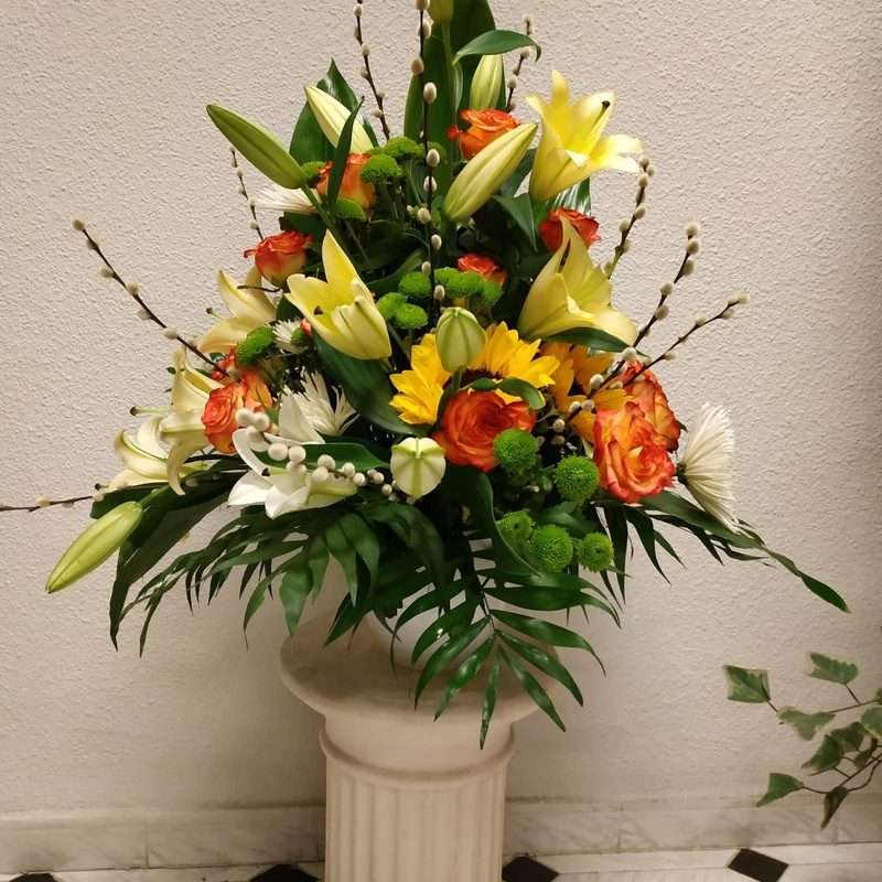 Arreglos y centros de flores: Productos y servicios   de Floristas San Isidro José