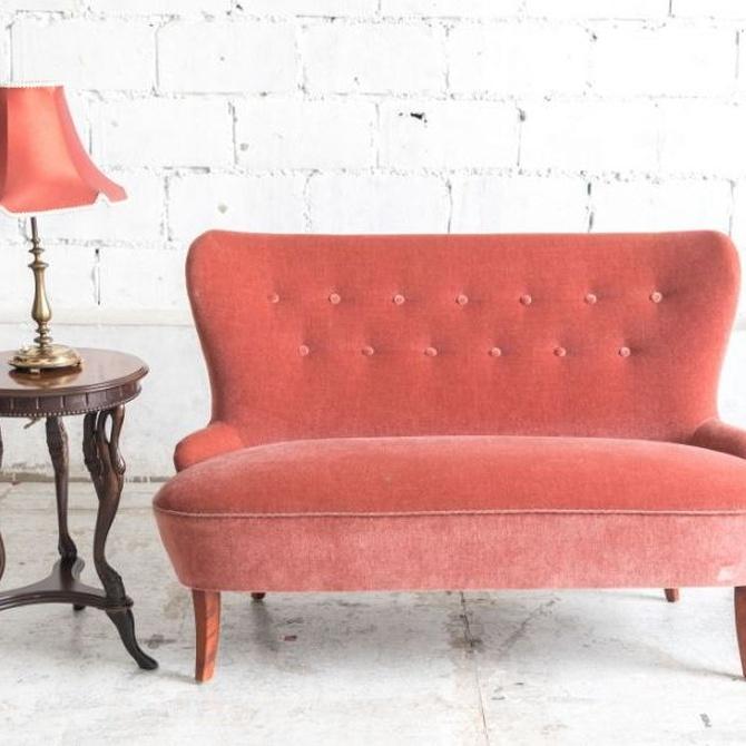 Muebles de segunda mano para un toque vintage