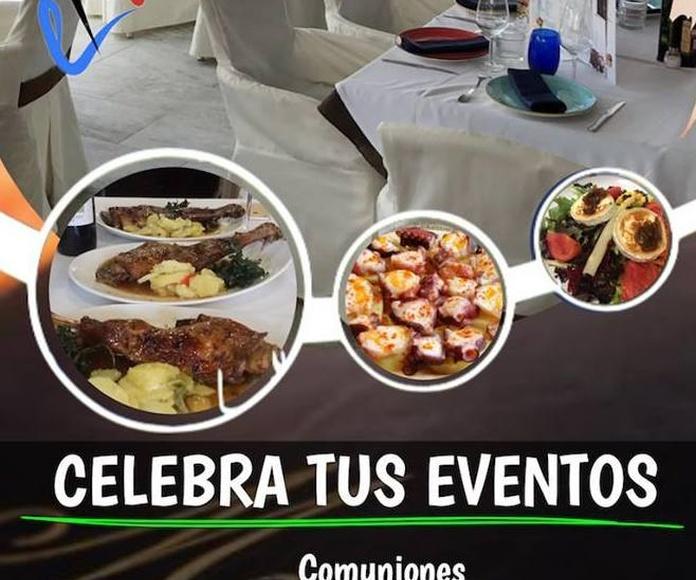 CELEBRA TUS EVENTOS EN EL VALLINA