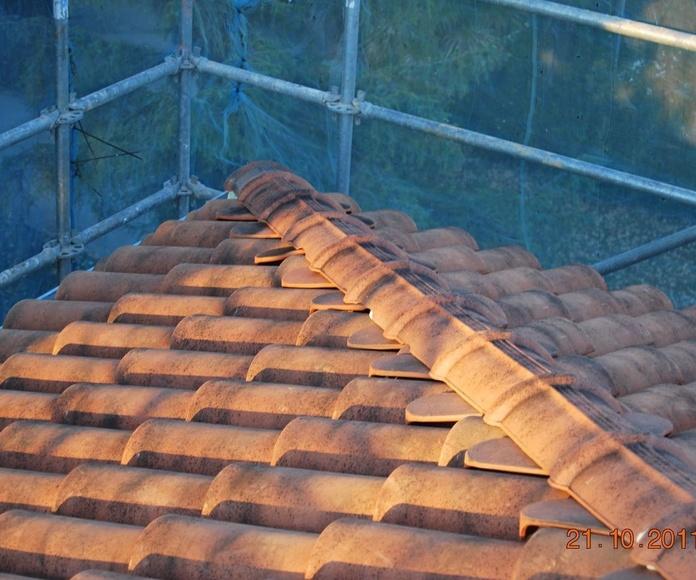 Mantenimientos de tejados León