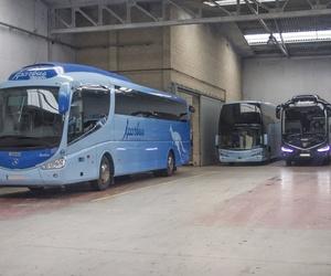 Transporte escolar en Guipúzcoa
