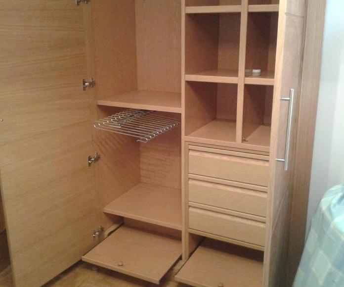 Interiores armarios: Catalogo de Decoración Vallejo