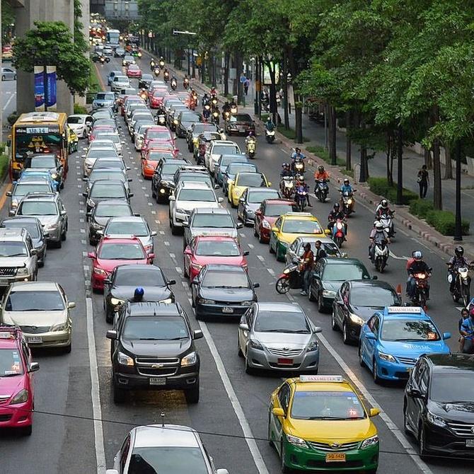 Principales causas de la contaminación acústica urbana