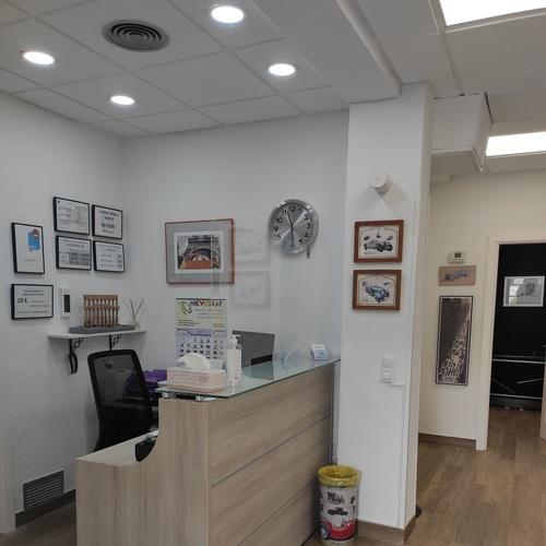 Reconocimientos médicos en Carabanchel Madrid