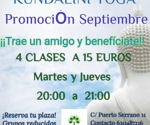 Promoción Kundalini Yoga
