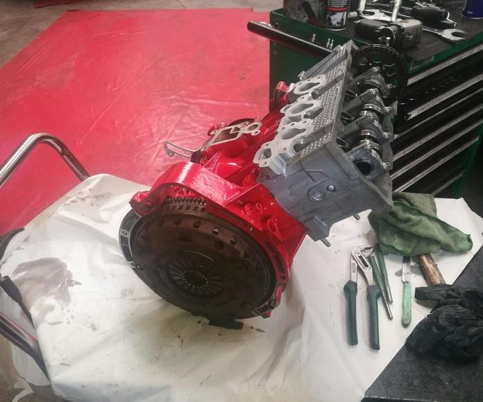RECONSTRUCCIÓN MOTOR SMART 450  700