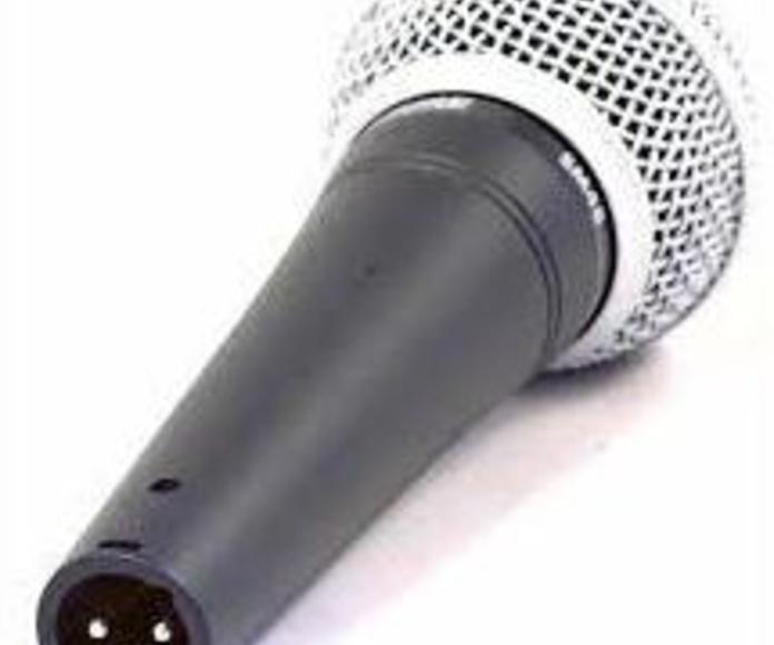 SHURE SM48: Nuestros productos de Sonovisión Parla