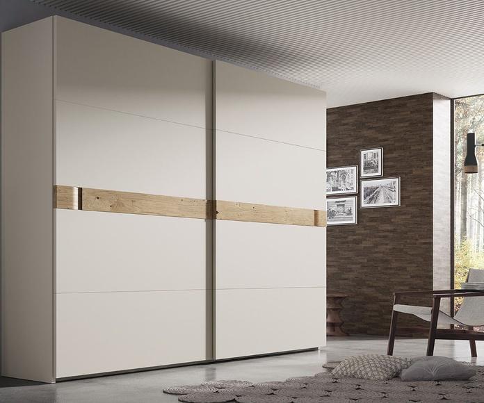 Colecciones de armarios: Catálogo de Muebles Fhoa