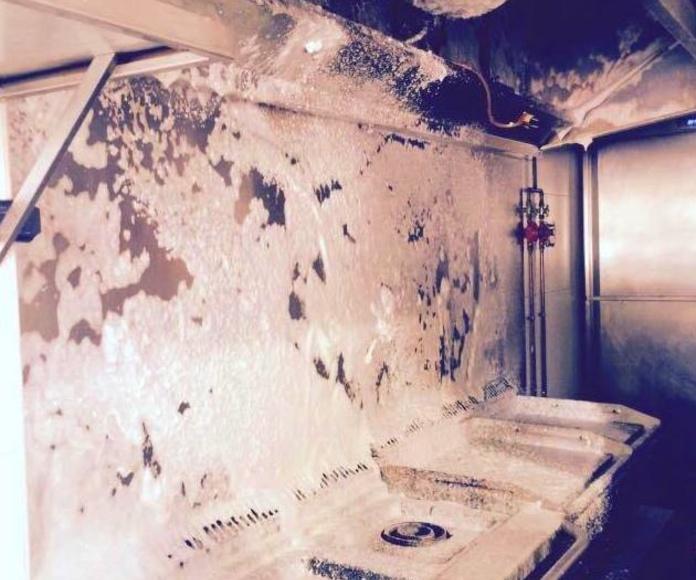 Limpieza y mantenimiento de cocinas y baños en bares, hoteles etc...: Servicios de Primera Imagen Limpiezas