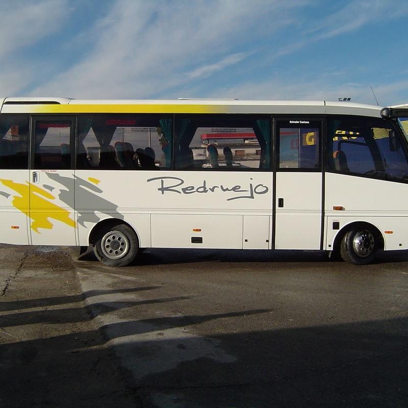 Minibuses en Madrid
