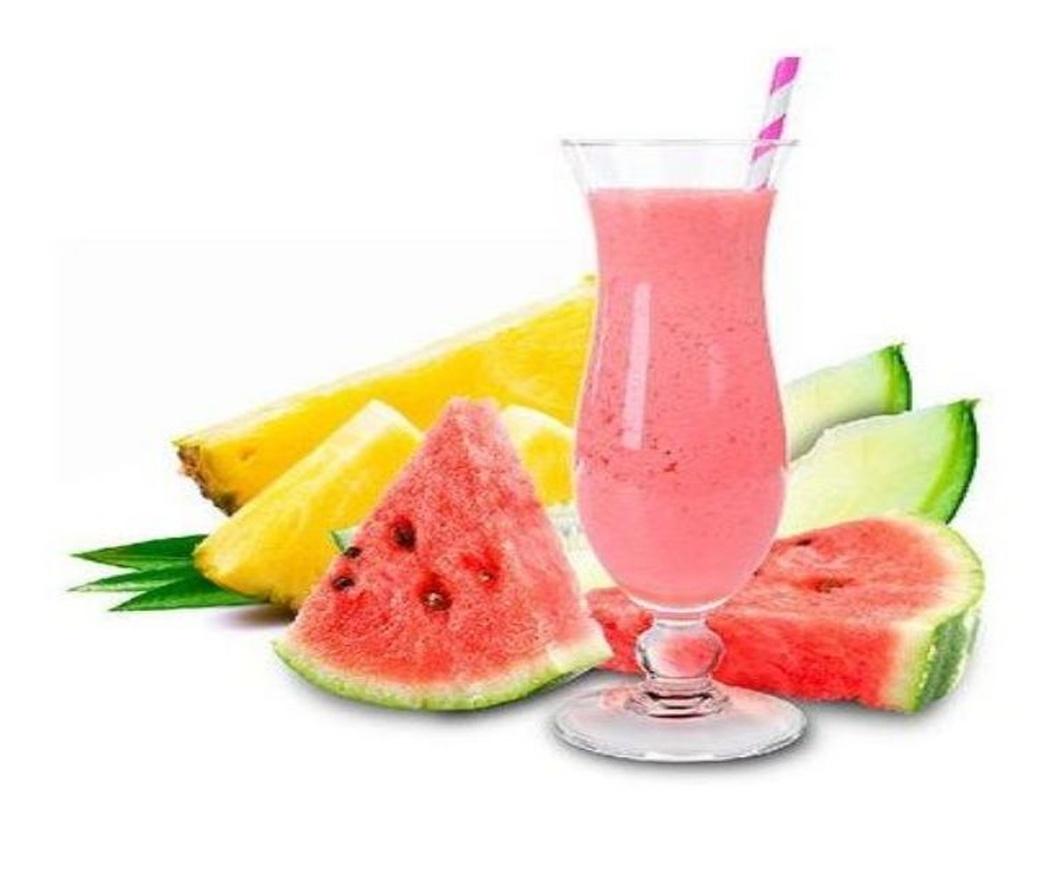 Damos con el mejor batido de frutas natural
