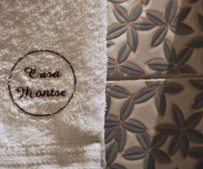 Detalle toalla