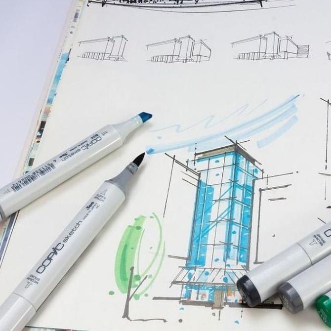 Las fases de un proyecto arquitectónico