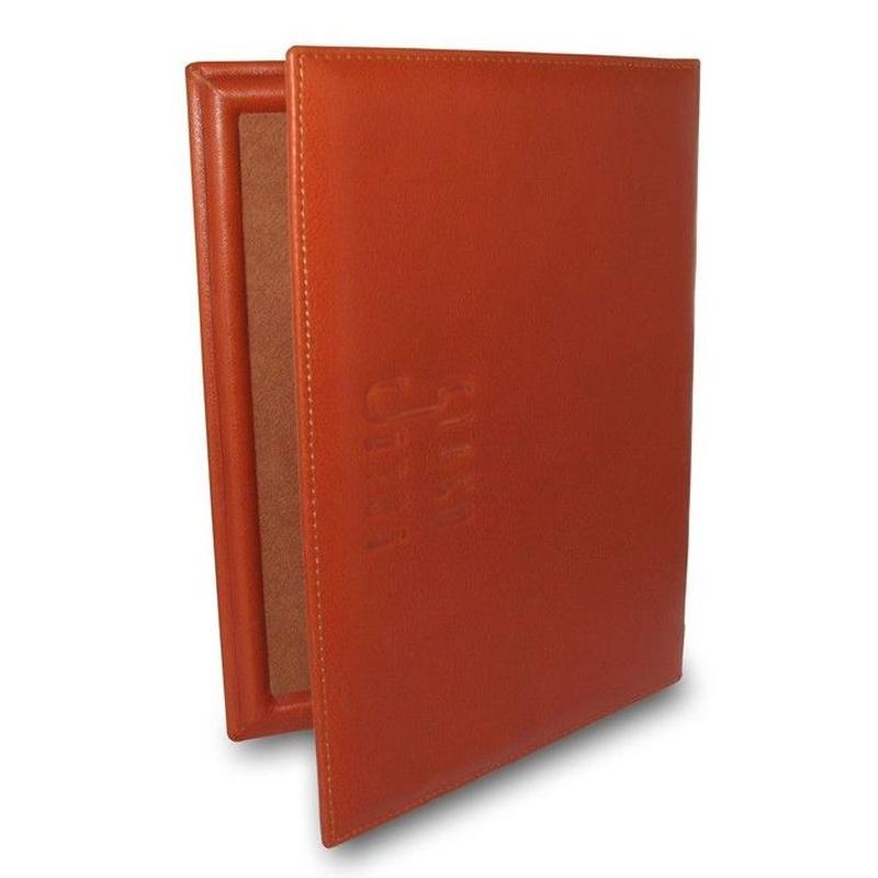 Porta Facturas PF-213: Catálogo de M.G. Piel