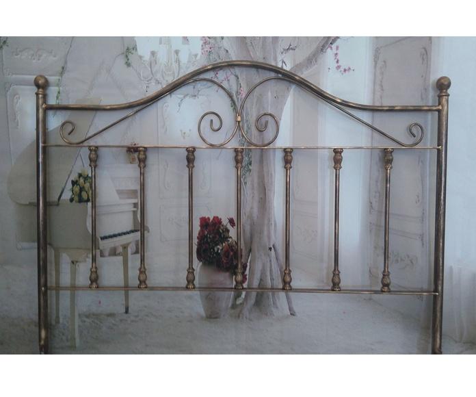 Cabecero forja Toledo: Catálogo de muebles de forja de Forja Manuel Jiménez
