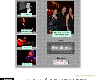 Compañía Flamenca Pepe Vento