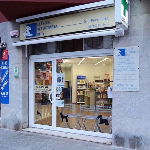 Clínica Veterinaria Reus, complementos y accesorios para mascotas