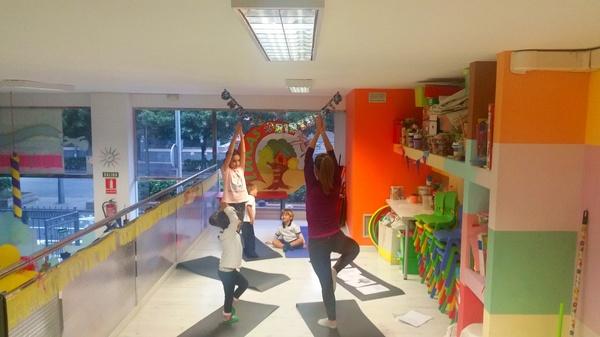 Yoga para niños Santa Cruz de Tenerife