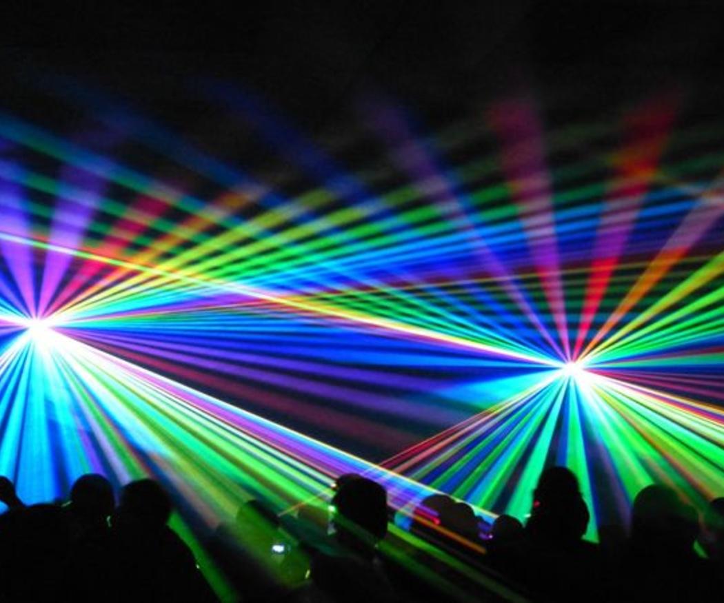 Cómo usar las luces en un espectáculo