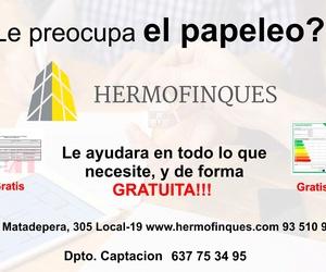 Galería de Inmobiliarias en Terrassa | Hermofinques