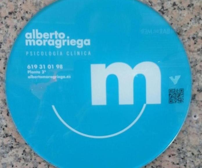 Alberto Moragriega Psicología clinica
