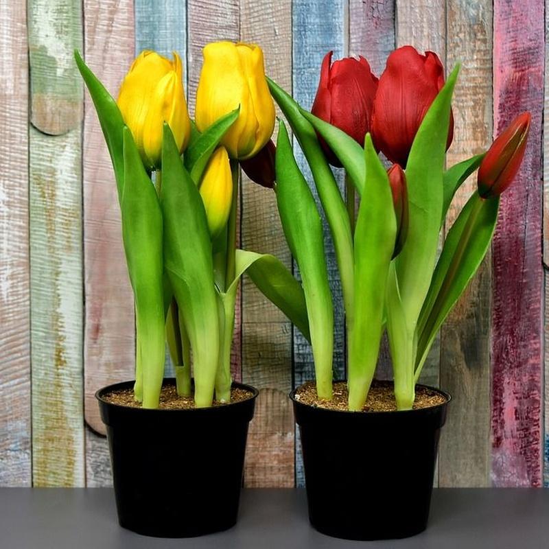Flores artificiales: Servicios  de Floristería Lislore