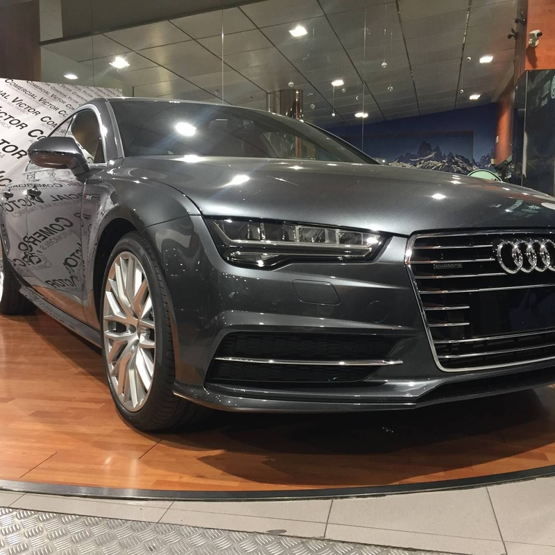 Audi A7 3.0: Servicios de Comercial Víctor