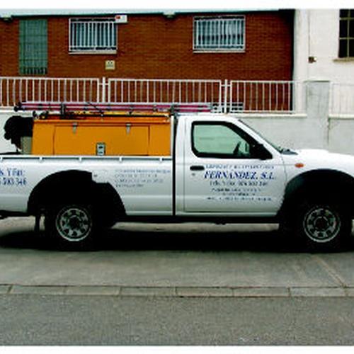 Empresas de desatascos en Zaragoza | Limpiezas y Alcantarillados Fernández