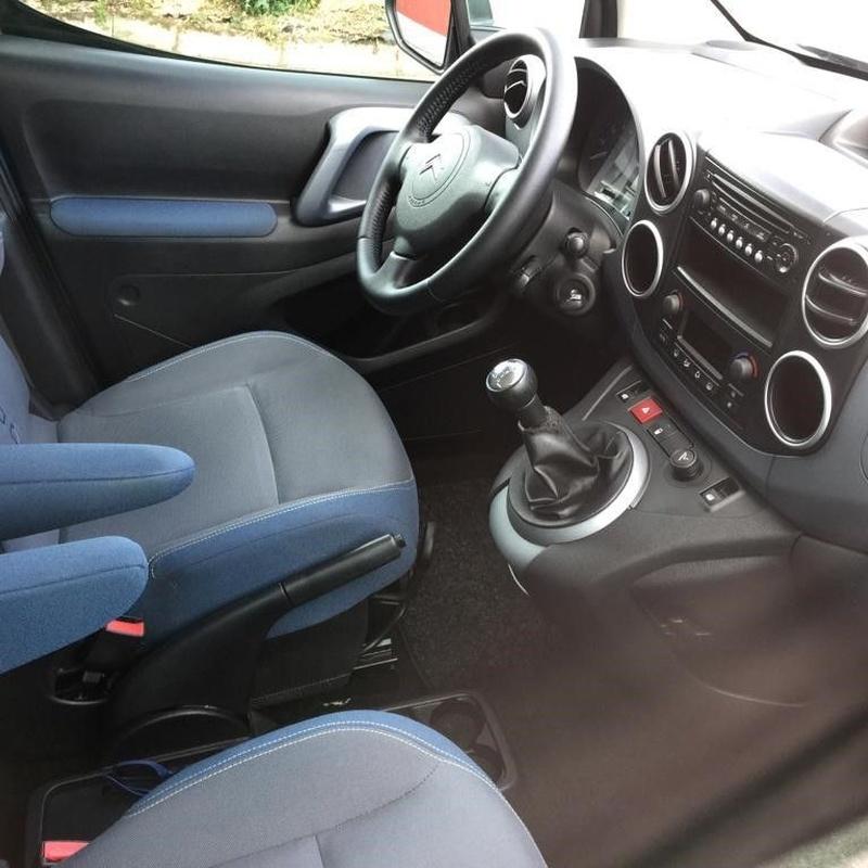 Citroën Berlingo 1.6HDI 111Cv: VEHÍCULOS de Ocasión A Lagoa