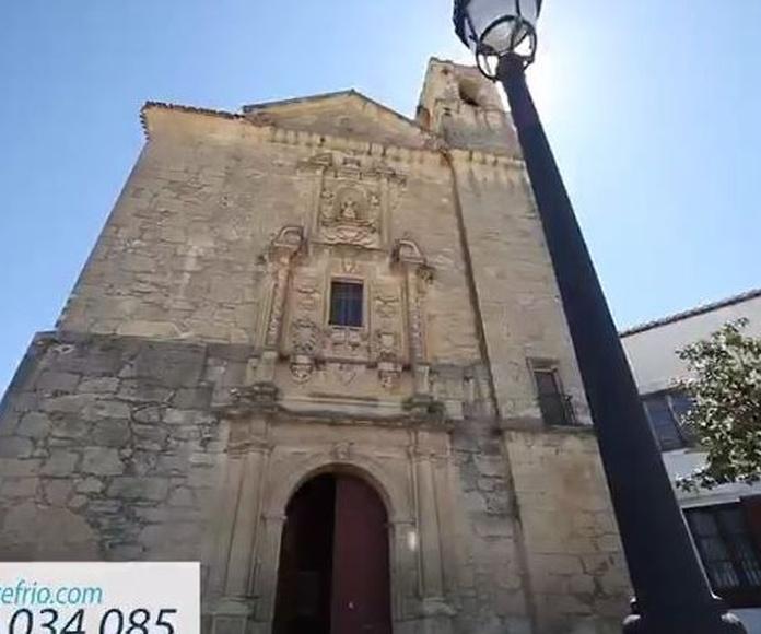 Cultura en Montefrío