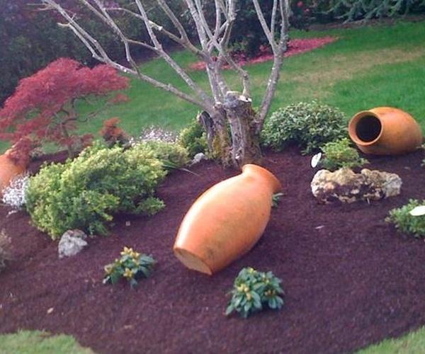 Montamos su jardín y hacemos el mantenimiento