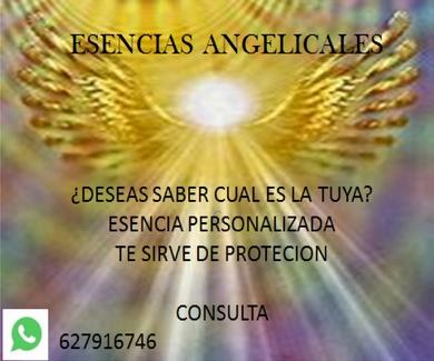 ESENCIAS ANGELICALES