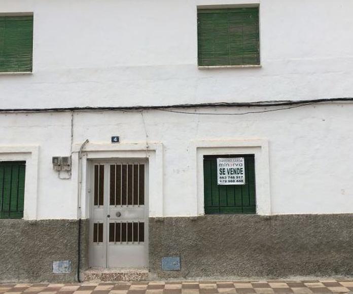 Casa en calle Molino: Inmuebles de Inmobiliaria Minerva