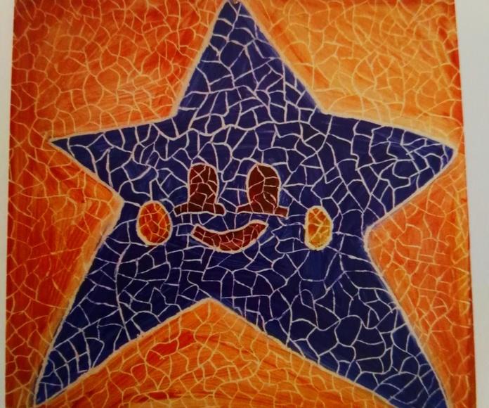 Muestra realizada por Richard Rothwell