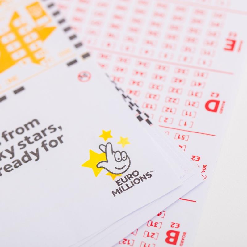 Lotería nacional: Servicios de Administración de Lotería 31 Santander