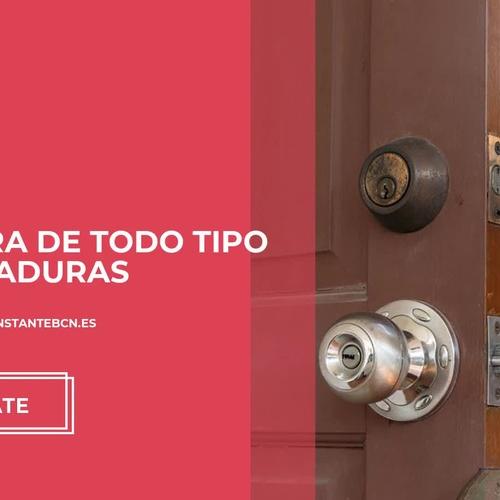 Cerrajeros urgentes en Eixample, Barcelona | Soluciones al Instante
