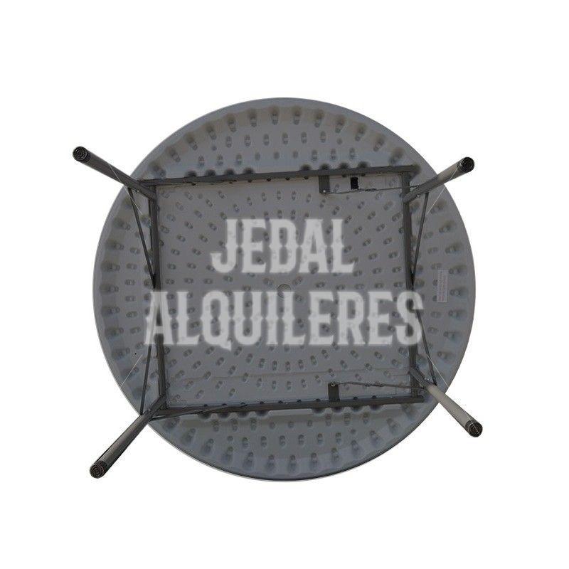 Mesa redonda 11x74 cm: Catálogo de Jedal Alquileres