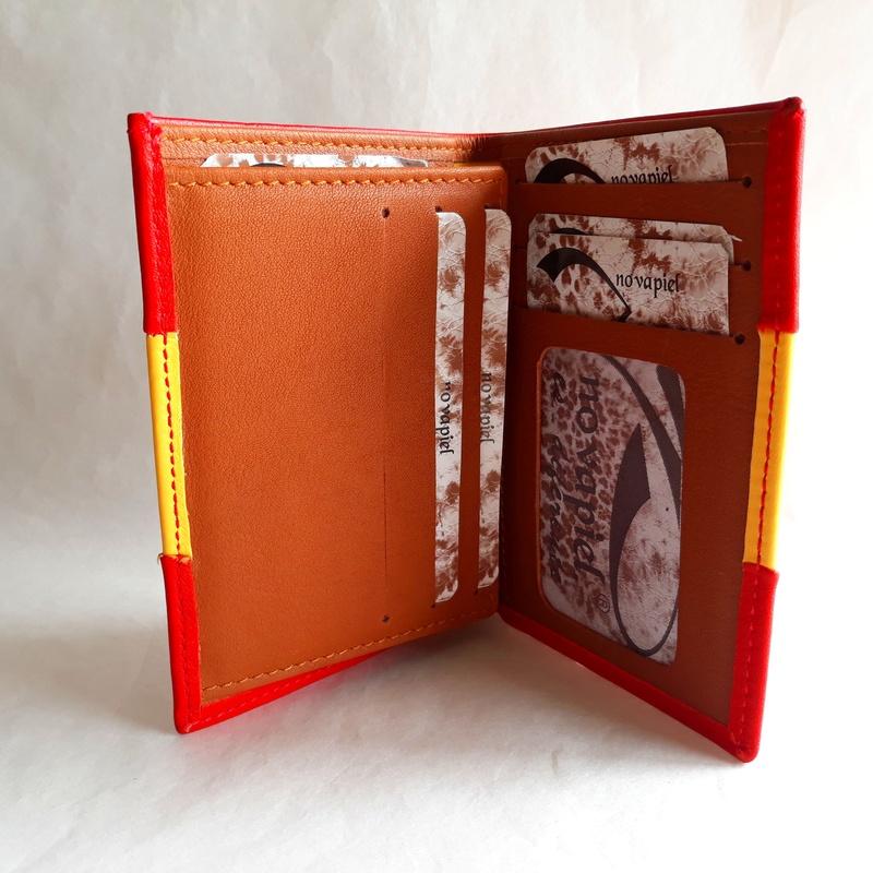 Cartera De Caballero 831: Catálogo de M.G. Piel